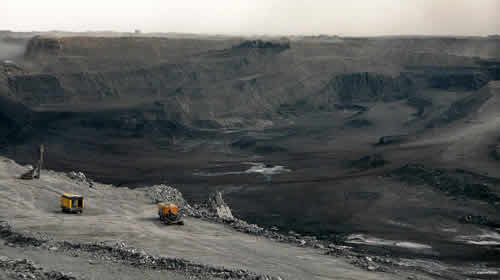 China Rounded Up Largest Coal Mine In The World