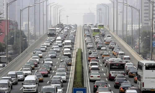 China is Close to One Hundred Million Cars
