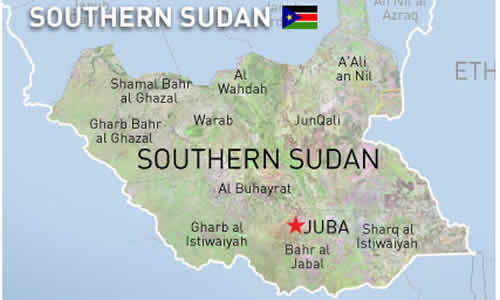 China and South Sudan Established Diplomatic Relations