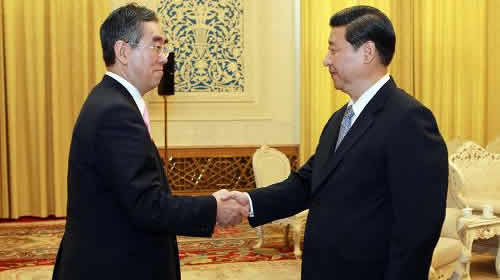China and Japan Discussed Relations and Other Issues