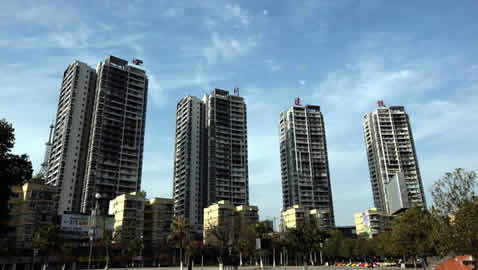 China stresses continuity of property control policies
