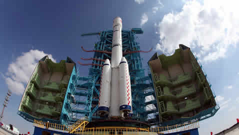 China's space technology plan