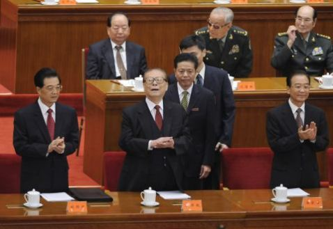 China Marks Centennial End of Dynasty With New Call for Reunification