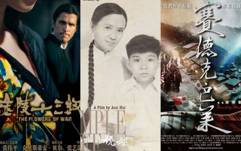 Chinese Flims Line up for Foreign Lauguage Oscar