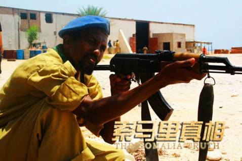 The Somalia Truth: China's first war documentary to be Released