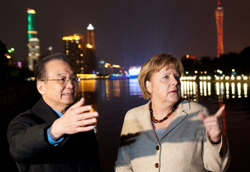 """China reassures that it does not """"buy Europe"""""""