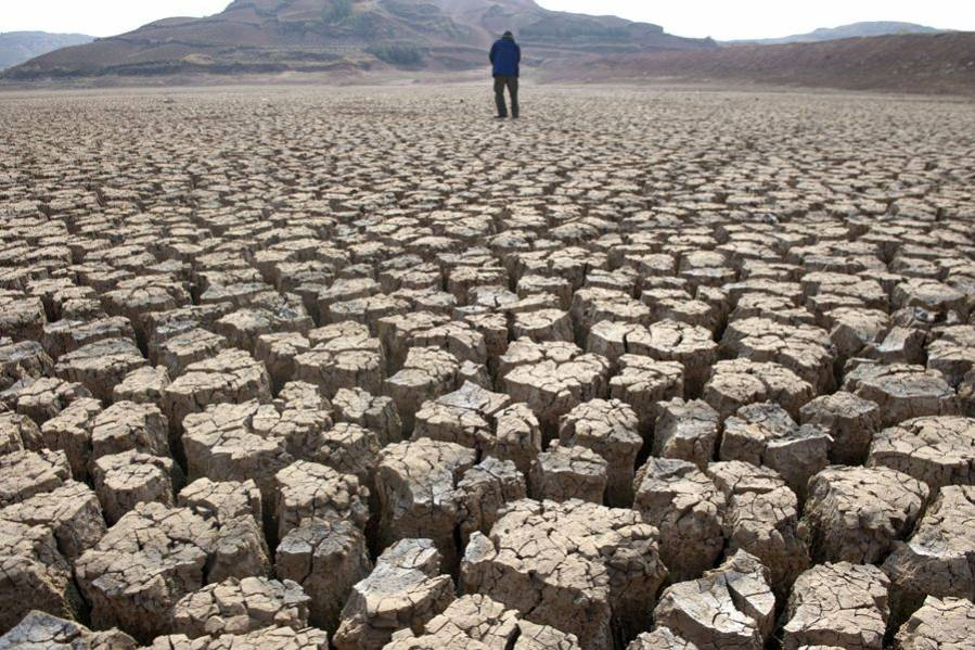 Severe drought in Yunnan