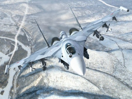 Russia and China are close to sign a contract of 48 Su-35