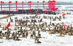 Plant 100,000 trees in one month: new afforestation project in Beijing