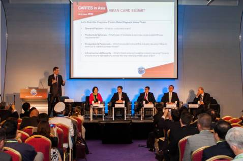 3,000 key players participated in last week's smart technology platform CARTES in Asia in Hong Kong