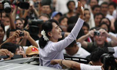 Beijing calls an end to sanctions against Burma