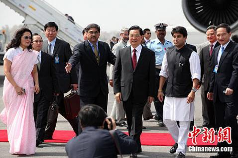 President Hu concludes three-nation Asia trip