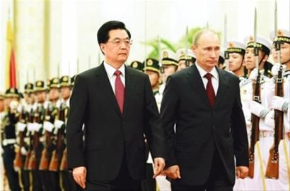 Russia and China looking at security issues in Central Asia