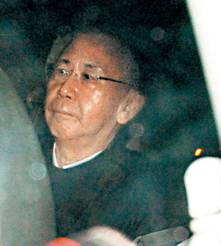 HK's former chief secretary, property tycoons charged with bribery