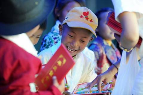 Lhasa invests more in education over last 5 years