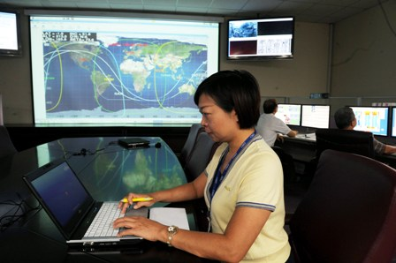 Taiwan readies for space research control center