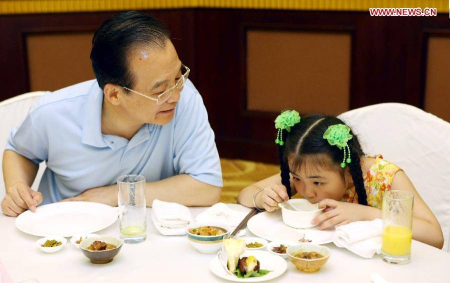Premier Wen Jiabao makes inspection tour in Sichuan