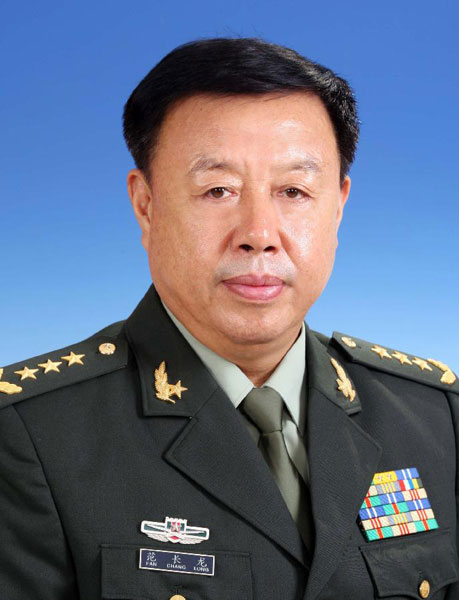 China appoints two new vice chairmen of Central Military Commission