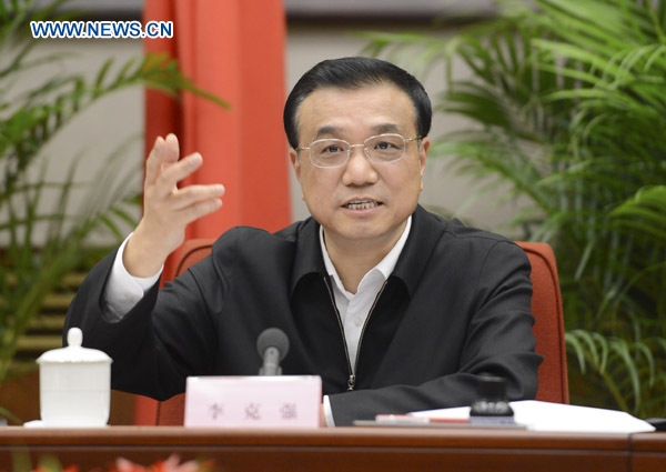 Chinese vice premier vows further reforms to boost economy