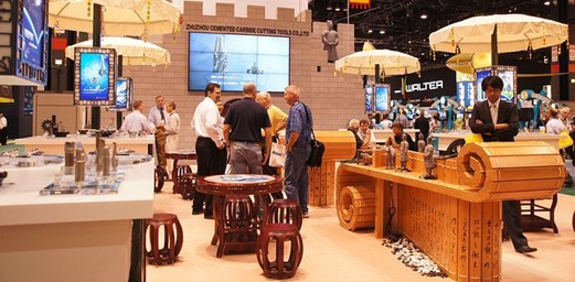 ZCCCT's Booths Shine in Chicago