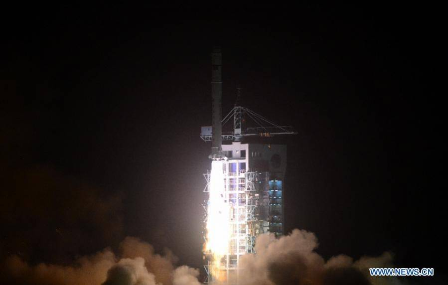 China successfully launches Turkish satellite