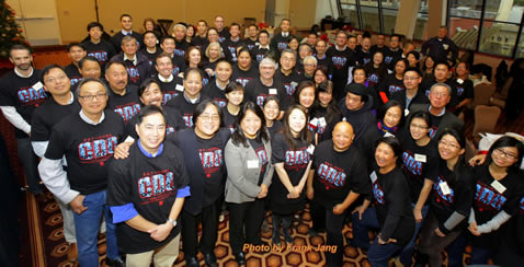 "Chinatown CDC First ""Breakfast for Friends"" Raises Over $70,000"