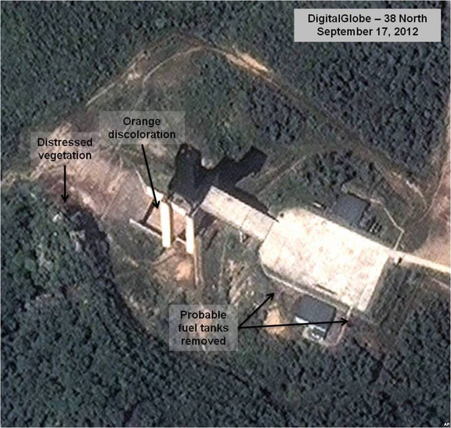 North Korea reconsidering launch date for rocket