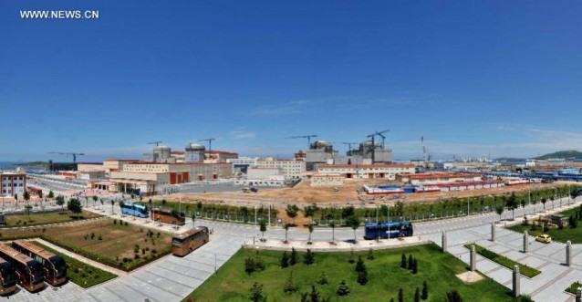 Northeast China's first nuclear power plant starts operation